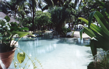 Nusa Dua Beach Resort pool